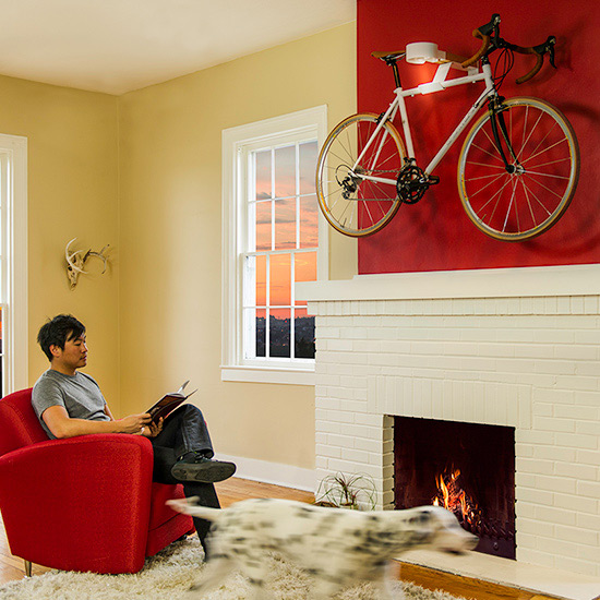 Home Bike Storage