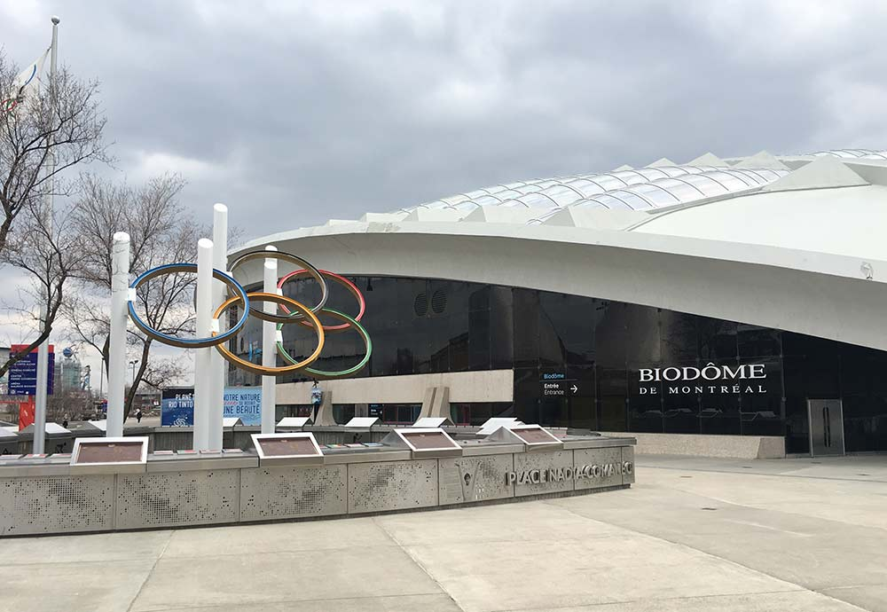 Spotlight on Greater Bike Access at Montreal's Olympic Park