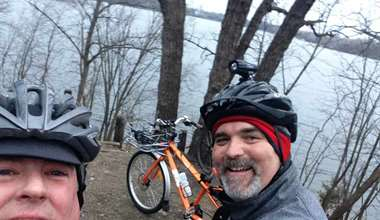 30 Days of Biking: Meet Steve Hawkins