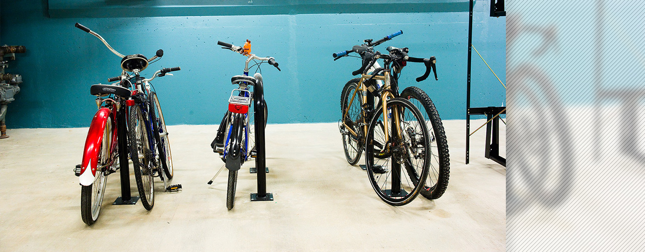 Bike Room of the Month: Tacoma Central, Washington DC