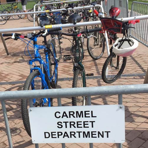 Bike Advocate of the Month: Bruce from Carmel, Indiana