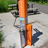 Deluxe Public Work Stand - Gooseberry Falls State Park, MN