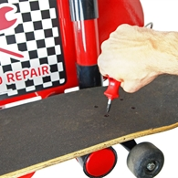 Skateboard Repair Station - 3