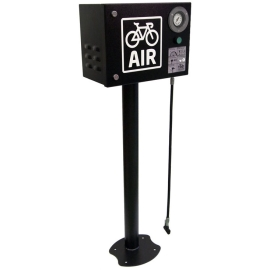 Electric Public Bike Pump