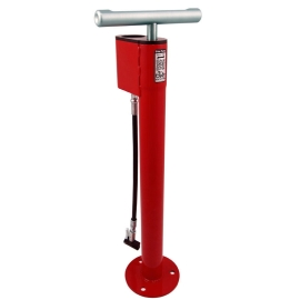 Indoor Public Bike Pump